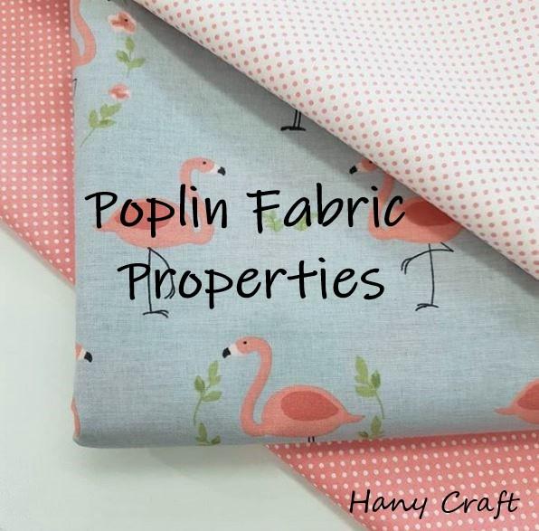 poplin fabric properties